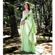 Arwen's Elven Fantasy Wedding Dress - Lord Of The Rings